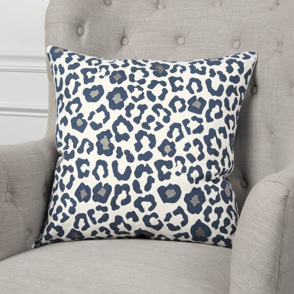Dukinfield 100% Cotton Square Throw Pillow by Mercer41